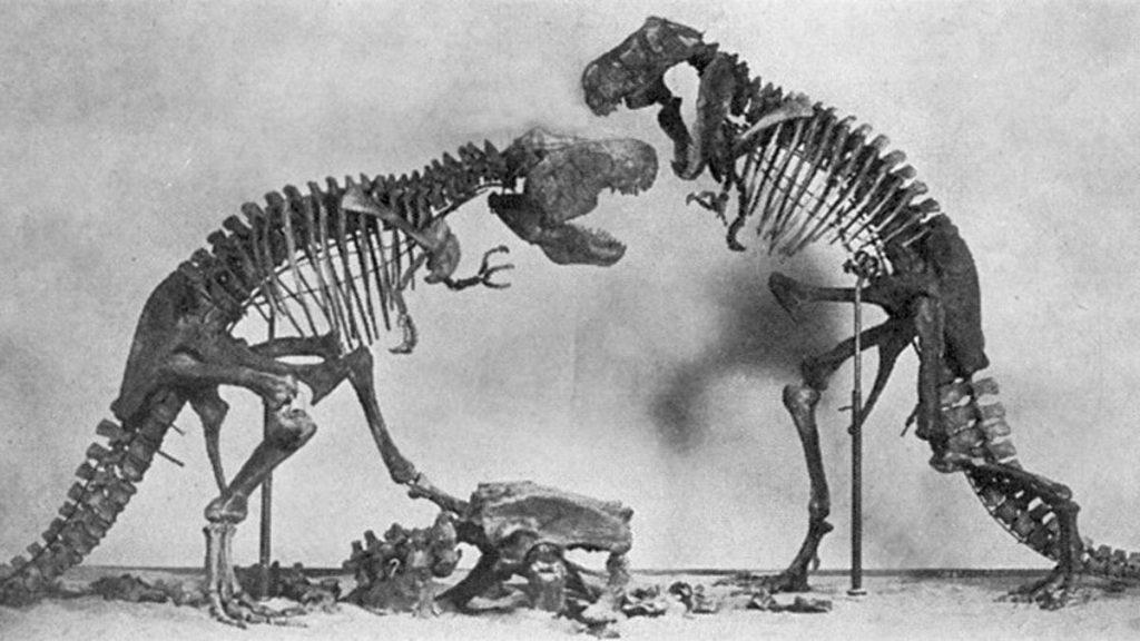 Dinosaurus Viral Terbaru Bikin Heboh