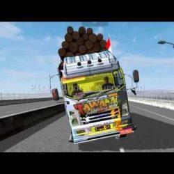 IDBS Indonesia Truck Simulator|Game Truk Oleng
