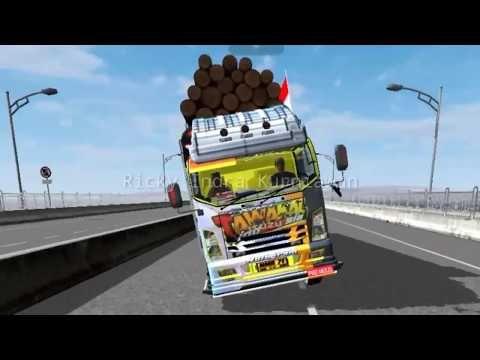 IDBS Indonesia Truck Simulator Game Truk Oleng