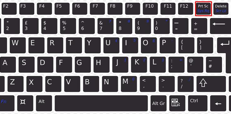 Cara Paling Mudah Untuk Screenshot di Laptop