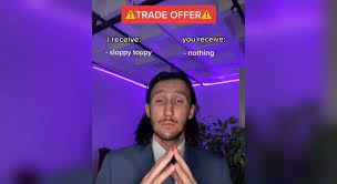 Trade Offer | Know Your Meme