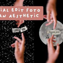 foto tangan viral cara mengedit foto tangan yang viral di tiktok Terbaru
