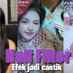 filter wajah viral Bikin Meresahkan Bun