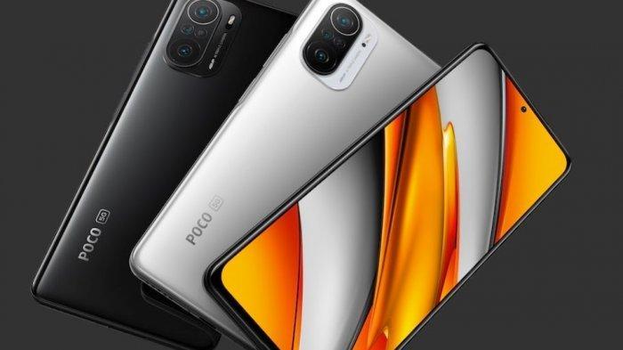 Harga HP Xiaomi Terbaru Bulan Mei 2021: POCO F3 Dibanderol Rp 4 Jutaan