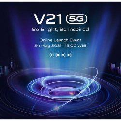 Spesifikasi HP Vivo V21 5G Terbaru