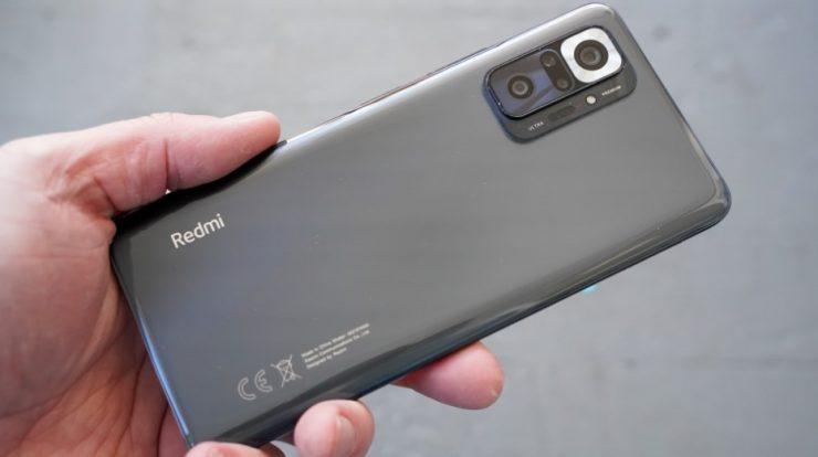 Xiaomi Redmi Note 10 Pro Harga dan Spesifikasi