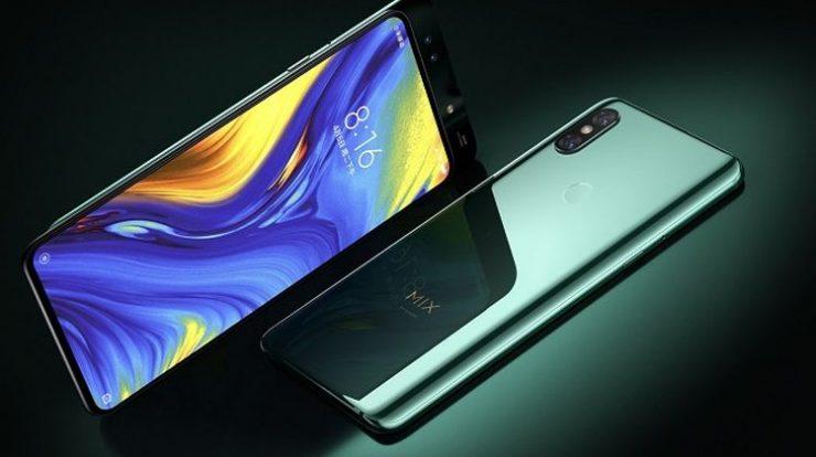 Spesifikasi Ponsel Xiaomi Mix 4